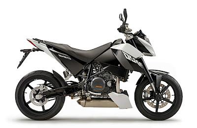 KTM 2008 Duke 690