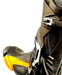 Puma Motorcycle Boot Detail