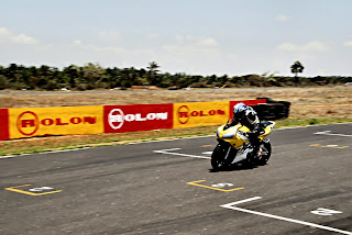 Anand's Track Day