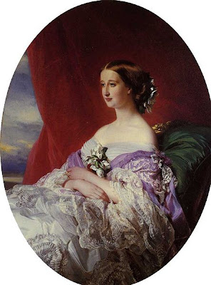 La Emperatriz Eugènie (1854)
