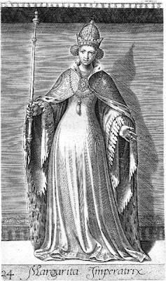 Margarita II de Avesnes, Condesa de Hainaut y Condesa de Holanda (como Margarita I), consorte de Luis IV el Bávaro