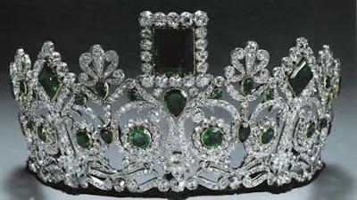 Joyas de la familia real Noruega NorweggianEmeralds