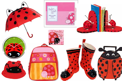 Groovy Kids Stuff: Kids Ladybug Collection