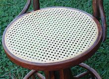 Pressed Cane Seat