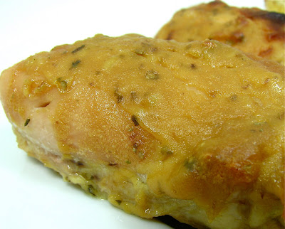 Recipe Maple-Mustard Chicken Thighs by Tracey's Culinary Adventures