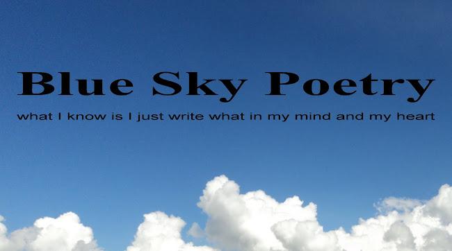 Blue Sky Poetry