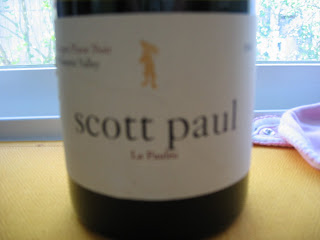 Scott Paul 2006 La Paulee Today We Sip On Another Fine Willamette Valley Pinot