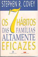 Os 7 hábitos das famílias altamente eficientes