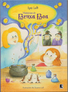 Livro Histórias da Bruxa Boa