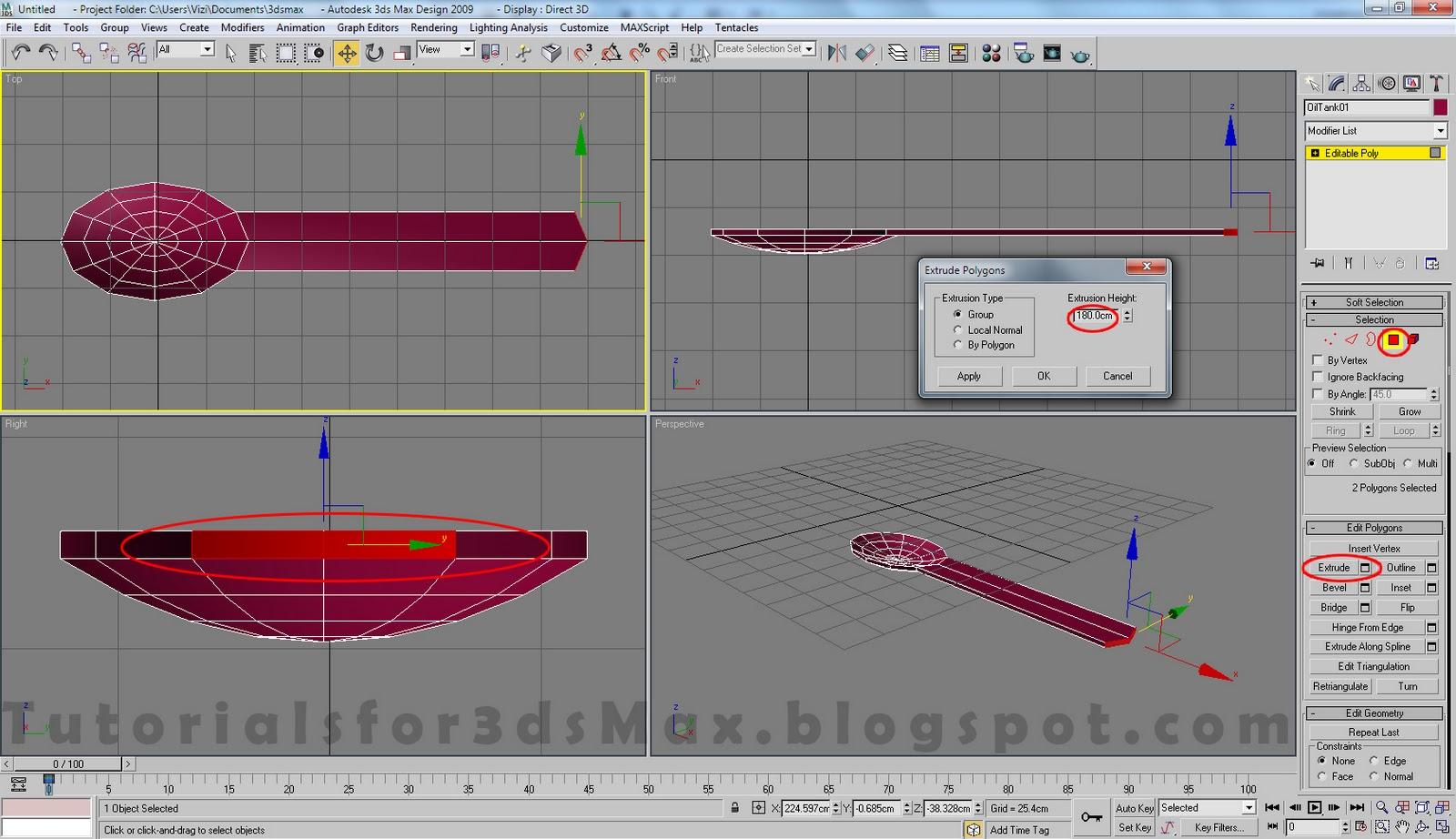 3ds max 2010 tutorials pdf