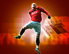 Wayne Rooney Wallpaper - Photoshop Tutorial