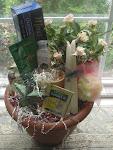 Handmade Custom GiftBaskets for All Occasions
