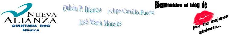 Por Las Mujeres Atrevete Quintana Roo
