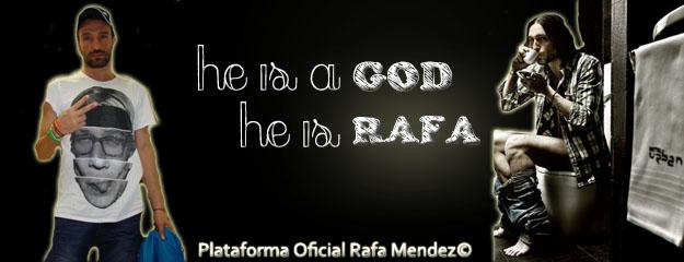 Rafa Mendez Plataforma Fans