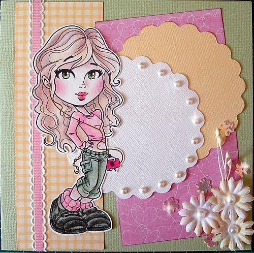 Mel Ms Papercraft 21st Birthday Cards