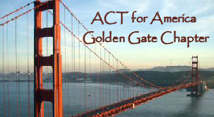 ACT! for America, Golden Gate - Our Mission:To combat radical Islam & those who support it