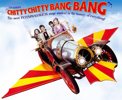 The magical car known as Chitty Chitty Bang Bang will soon be flying into a