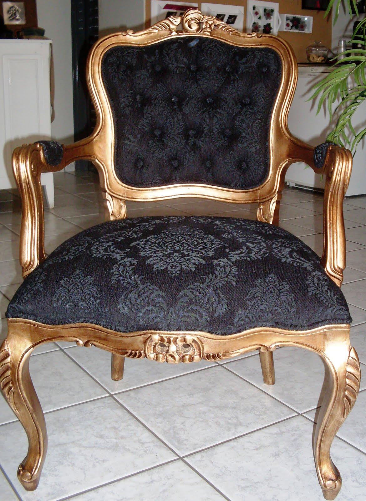 Redecore Interiores Ltda Cadeira Neocl Ssica Luis Xv