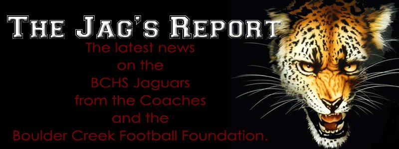 The Jags Report