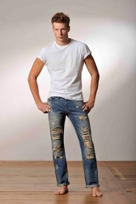 Diesel Men's SS2010 Jeans