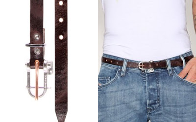 Fashion Belts on Men   S Fashion And Style Aficionado  Men S Skinny Belts  Reader S