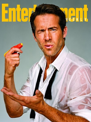 Twitter Ryan Reynolds on Blogthis Share To Twitter Share To Facebook Labels Magazines Reactions