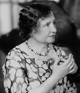 Helen Keller was an American author and a social activist
