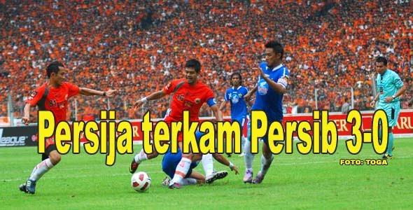 Hasil Skor Pertandingan Persija vs Persib Bandung | Hari ...