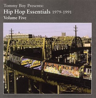 Hip-Hop Essentials 1979-1991 Volume Five