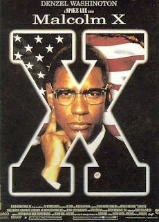 Malcolm X Movie Cover