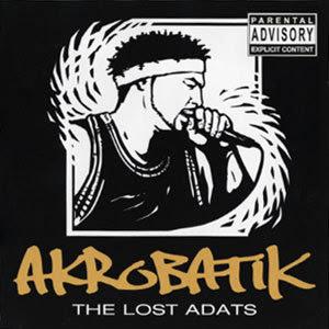 Akrobatik The Lost Adats