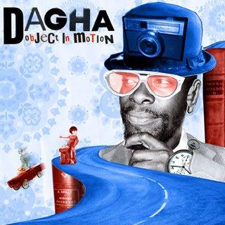 Dagha Object In Motion