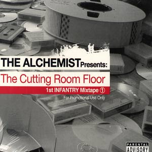 The Cutting Room Floor 1st Infantry Mixtape Vol 1