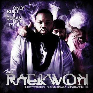 Raekwon Only Built 4 Cuban Linx II