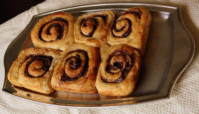Chocolate Rolls