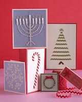 Идеи волшебных новогодних открыток