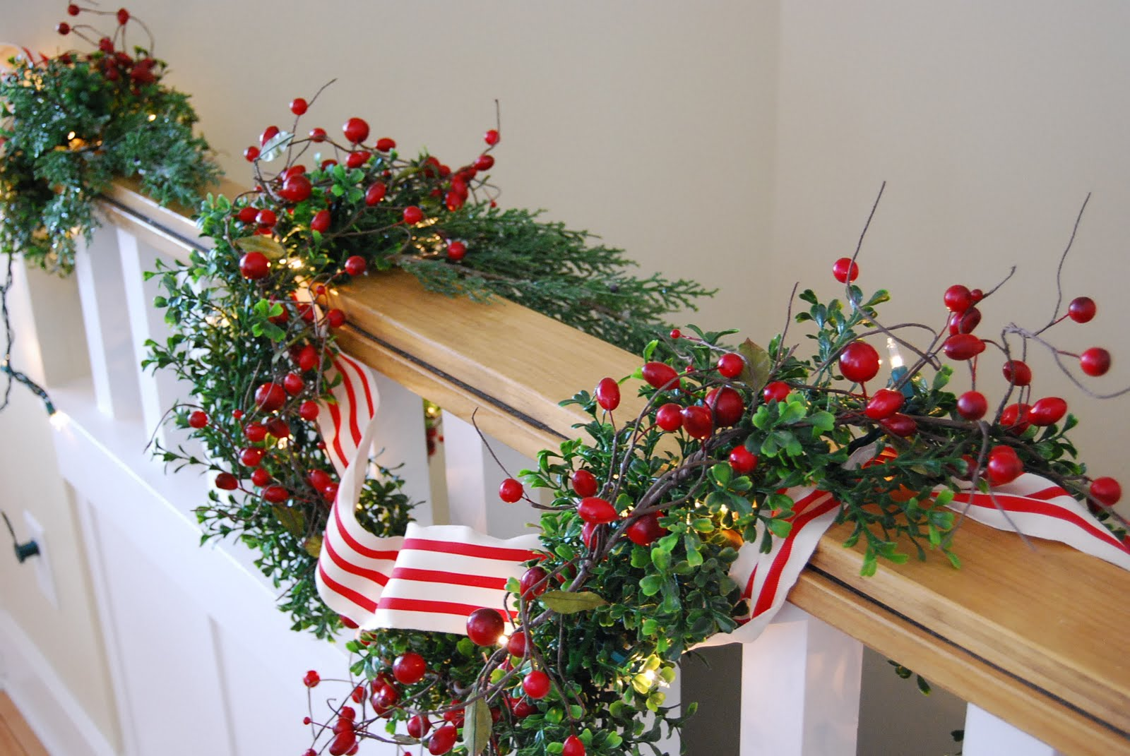 Home By Heidi Diy Christmas Garland