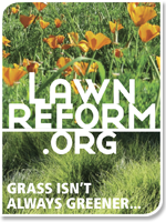 Lawn Reform badge