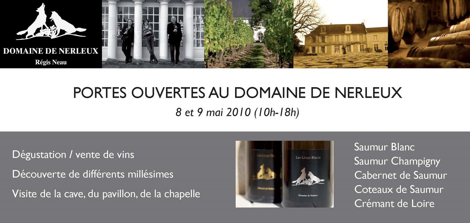 Jim\'s Loire: April 2010