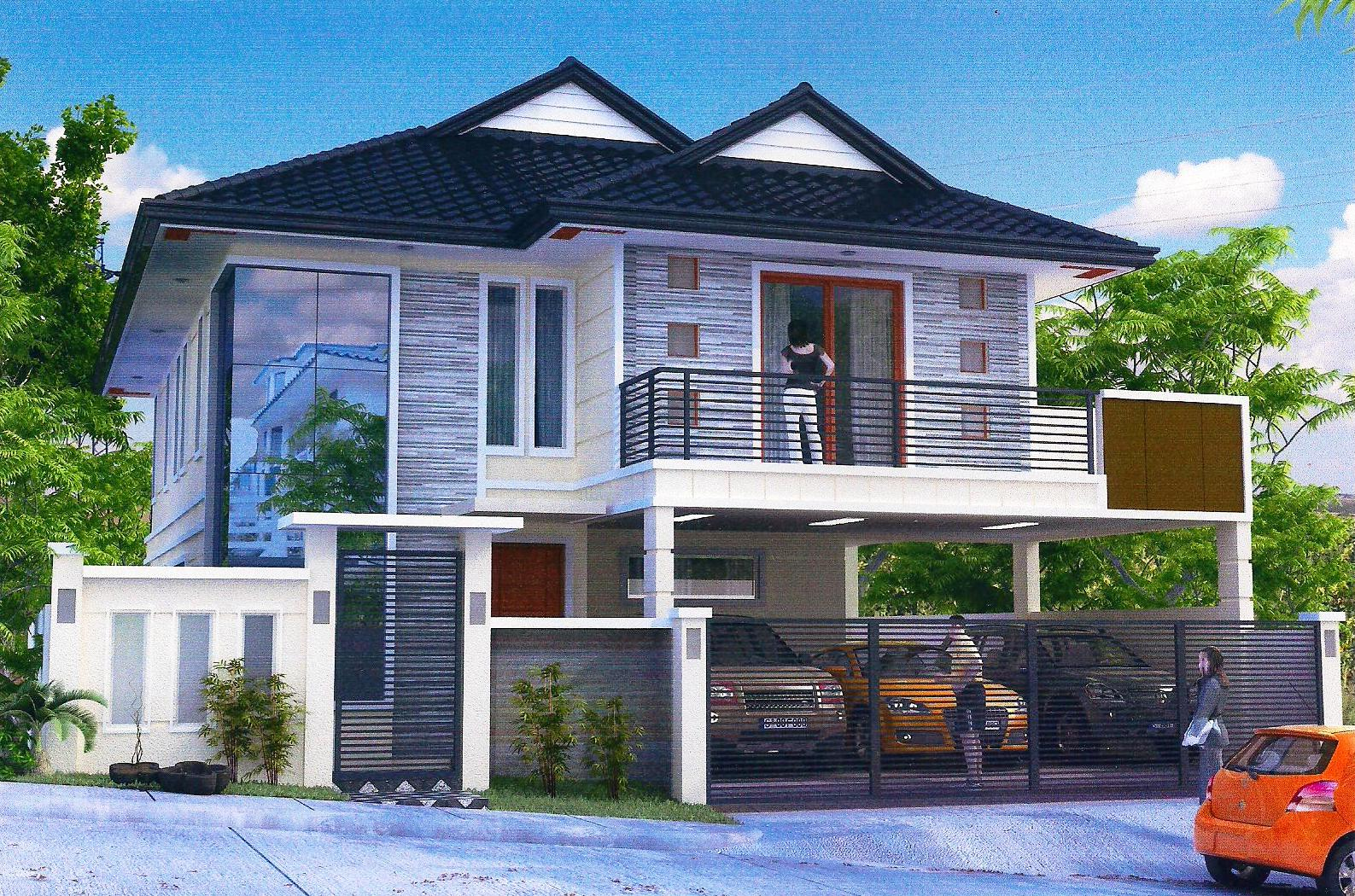 Houses and condo for rent in alabang currently available for Very nice house design
