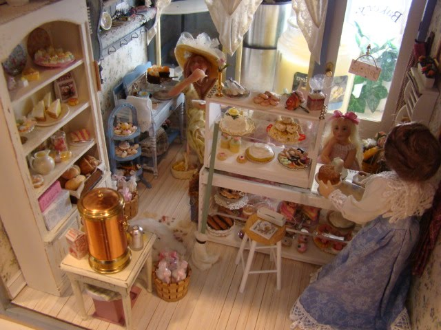 Miniature Bakeries