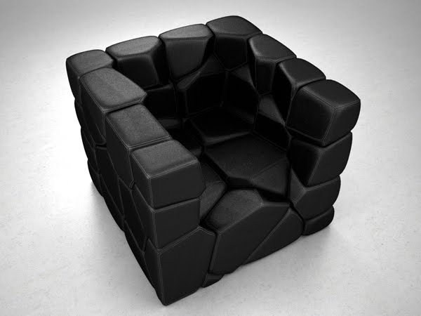DESIGN FETISH Vuzzle Chair – Chair Fetish