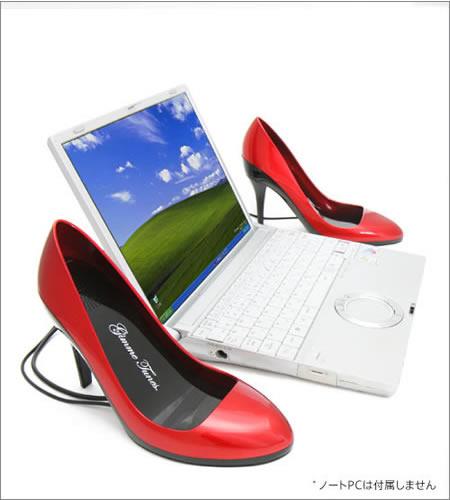 Red High Heels-41