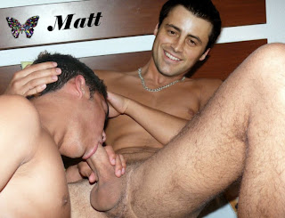 leblanc naked gay fakes Matt