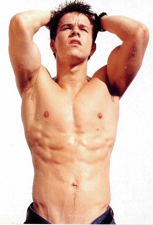 Mark Wahlberg American Movie Actor - 'Shooter', 'Lovely Bones' Naked
