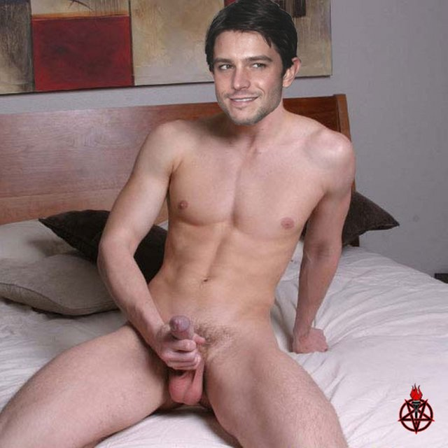 Jason Behr Naked Cock Exposed Fakes Ass & Balls