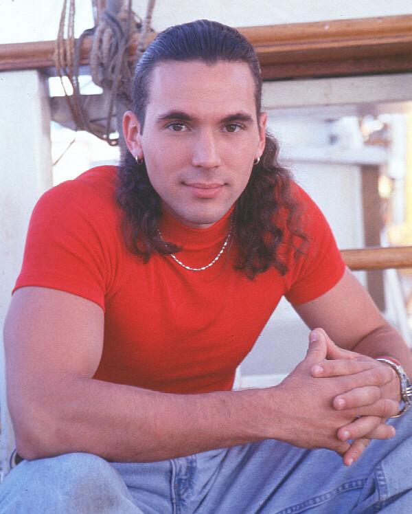 Male Celeb Fakes - Best of the Net: Jason David Frank ...  Tommy