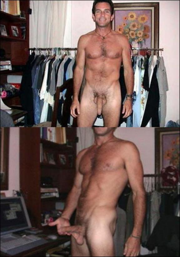 Nude male celebrities fake