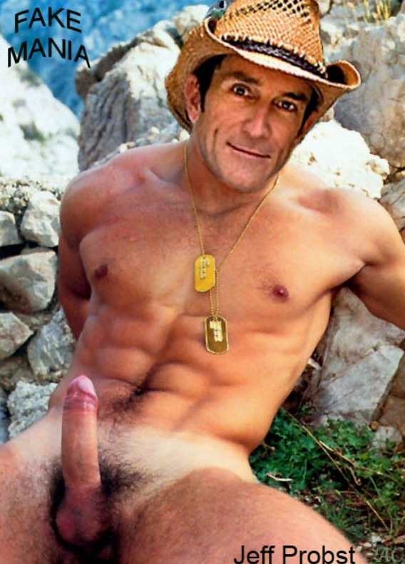 Naked jeff probst nude well. opinion