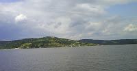 Danube River - Orsova Valey Romania / Valea Orsovei pe Dunare